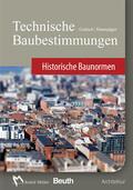 Verlagsgesellschaft Rudolf Müller / Beuth |  Technische Baubestimmungen – Historische Baunormen - DVD | Sonstiges |  Sack Fachmedien