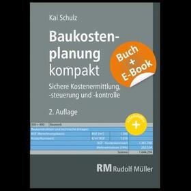 Schulz | Baukostenplanung kompakt | Buch | sack.de