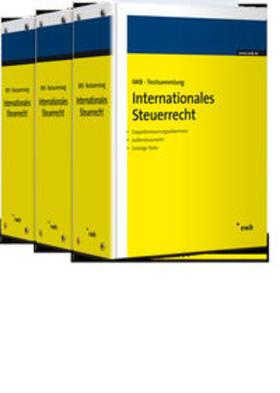 IWB-Textsammlung - Internationales Steuerrecht ohne Fortsetzungsbezug | Buch | sack.de