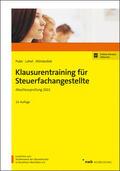 Puke / Lohel / Mönkediek    Klausurentraining für Steuerfachangestellte   Buch    Sack Fachmedien