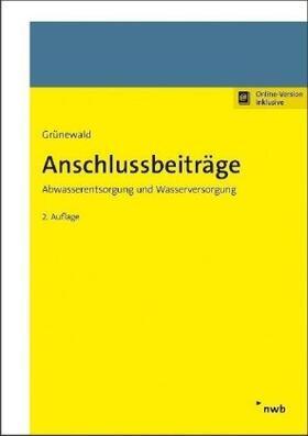 Grünewald | Anschlussbeiträge | Buch | sack.de