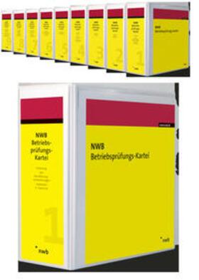 NWB Betriebsprüfungs-Kartei ohne Fortsetzungsbezug | Buch | sack.de