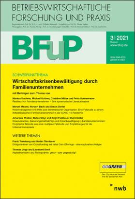 Wirtschaftskrisenbewältigung durch Familienunternehmen   Buch   sack.de