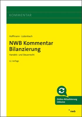 Lüdenbach / Hoffmann | NWB Kommentar Bilanzierung | Buch | sack.de