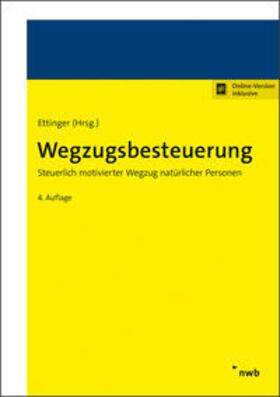 Ettinger   Wegzugsbesteuerung   Online-Buch   sack.de