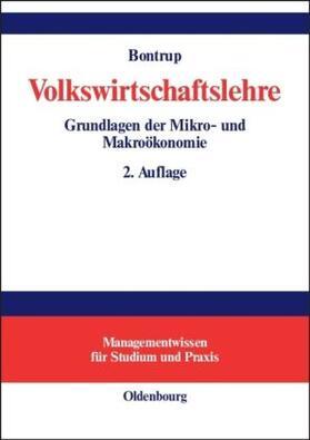Bontrup | Volkswirtschaftslehre | Buch | sack.de