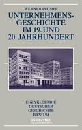 Plumpe |  Unternehmensgeschichte im 19. und 20. Jahrhundert | Buch |  Sack Fachmedien