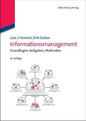 Heinrich / Stelzer | Informationsmanagement | Buch | sack.de