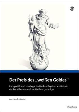 Monti | Der Preis des 'weißen Goldes' | Buch | sack.de