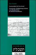 Sonder    Gartenstädte für Erez Israel   Buch    Sack Fachmedien