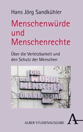 Sandkühler | Menschenwürde und Menschenrechte | Buch | sack.de
