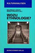 Kokot / Dracklé    Wozu Ethnologie?   Buch    Sack Fachmedien