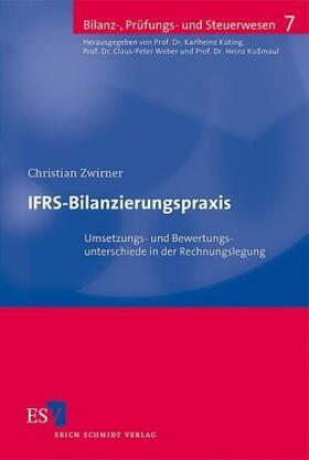 Zwirner | IFRS-Bilanzierungspraxis | Buch | sack.de