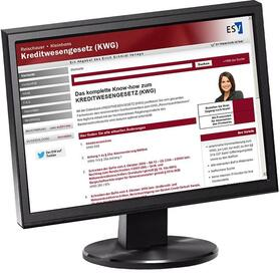 Kreditwesengesetz (KWG) - Jahresabonnement | Datenbank | sack.de