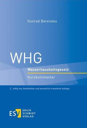 Berendes | WHG | Buch | sack.de