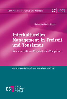 Hartmann / Herle | Interkulturelles Management in Freizeit und Tourismus | Buch | sack.de