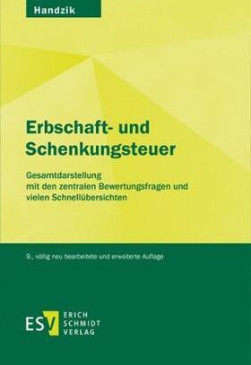 Handzik | Erbschaft- und Schenkungsteuer | Buch | sack.de