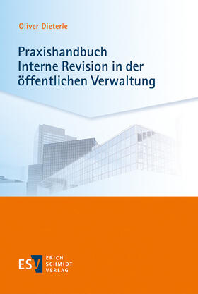 Dieterle   Praxishandbuch Interne Revision in der öffentlichen Verwaltung   Buch   Sack Fachmedien