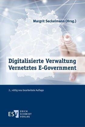 Sockelmann | Digitalisierte Verwaltung - Vernetztes E-Government | Buch | sack.de