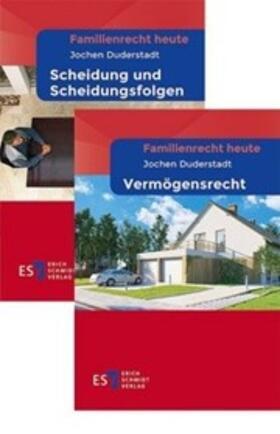 Duderstadt | Familienrecht heute: Scheidungs- und Vermögensrecht im Paket | Buch | sack.de