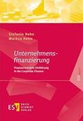 Hehn / Hehn    Unternehmensfinanzierung   Buch    Sack Fachmedien