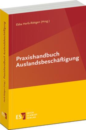 Herfs-Röttgen | Praxishandbuch Auslandsbeschäftigung | Buch | sack.de
