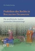 Doering |  Praktiken des Rechts in Boccaccios 'Decameron' | Buch |  Sack Fachmedien