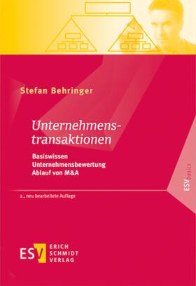 Behringer   Unternehmenstransaktionen   Buch   sack.de
