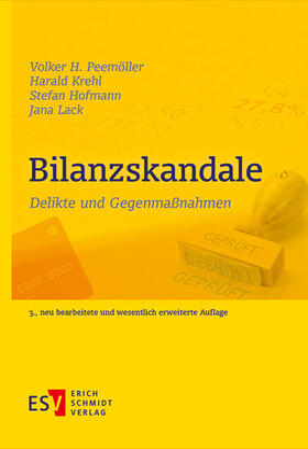 Peemöller / Krehl / Hofmann | Bilanzskandale | Buch | sack.de