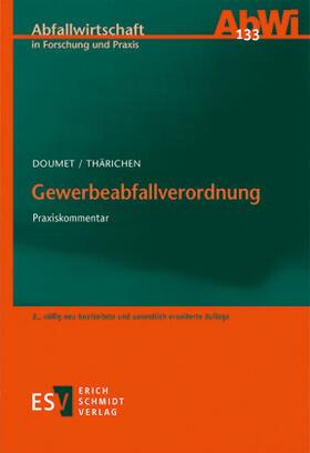 Doumet / Thärichen | Gewerbeabfallverordnung | Buch | sack.de