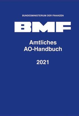 Amtliches AO-Handbuch 2021   Buch   sack.de