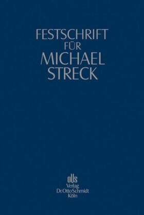 Binnewies / Spatscheck | Festschrift für Michael Streck | Buch