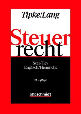 Tipke/Lang | Steuerrecht | Buch | sack.de