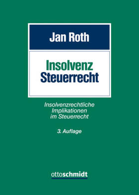 Roth | Insolvenzsteuerrecht | Buch | sack.de