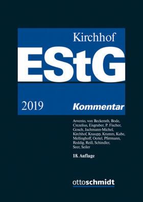 Kirchhof  | Einkommensteuergesetz: EStG | Buch | Sack Fachmedien