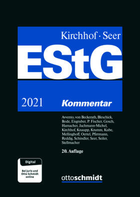 Kirchhof / Seer | Einkommensteuergesetz: EStG | Buch | sack.de