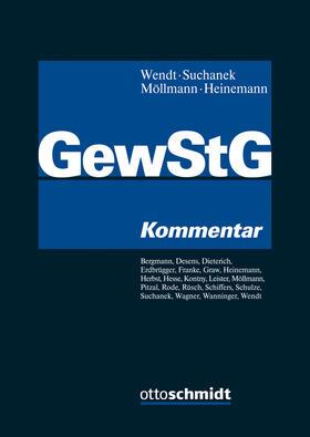 Wendt / Suchanek / Möllmann | Gewerbesteuergesetz: GewStG | Buch | sack.de