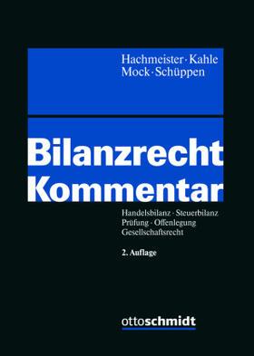 Hachmeister / Kahle / Mock | Bilanzrecht | Buch | sack.de
