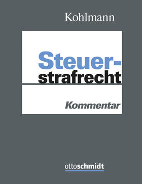 Kohlmann   Steuerstrafrecht   Loseblattwerk   sack.de