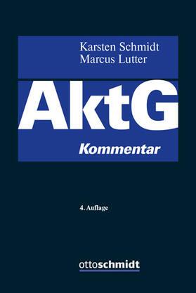 Schmidt / Lutter | Aktiengesetz: AktG | Buch | sack.de