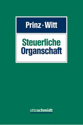 Prinz / Witt / Appl   Steuerliche Organschaft   E-Book   sack.de