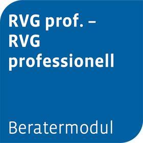 Beratermodul IWW Institut RVG professionell | Datenbank | sack.de