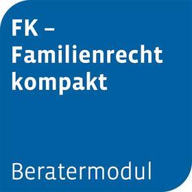 Beratermodul IWW Institut Familienrecht kompakt | Datenbank | sack.de