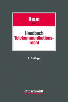Heun | Handbuch Telekommunikationsrecht | Buch | sack.de