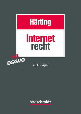 Härting | Internetrecht | Buch