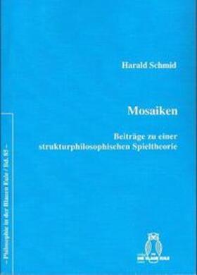 Schmid | Mosaiken | Buch | sack.de