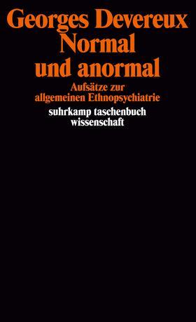Devereux | Normal und anormal | Buch | sack.de