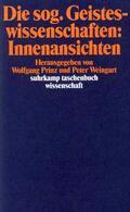 Prinz / Weingart    Die sog. Geisteswissenschaften: Innenansichten   Buch    Sack Fachmedien