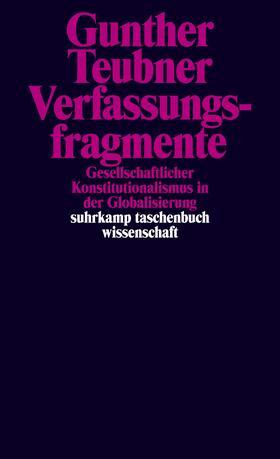 Teubner | Verfassungsfragmente | Buch | sack.de