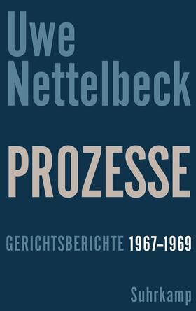 Nettelbeck / Nettelbeck   Prozesse   Buch   sack.de
